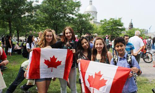 Curso intensivo Inglés en Grupo de 4 en Toronto - visitar Canada juntos
