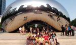 Inmersión en familia americana con visitas - actividades en grupos