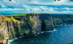 Año académico Irlanda - hermosos paisajes marinos