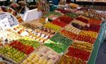 Año Escolar en Francia - compras en un mercado en Francia