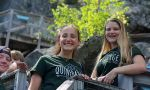 Campamento americano en New Hampshire - nuevos amigos